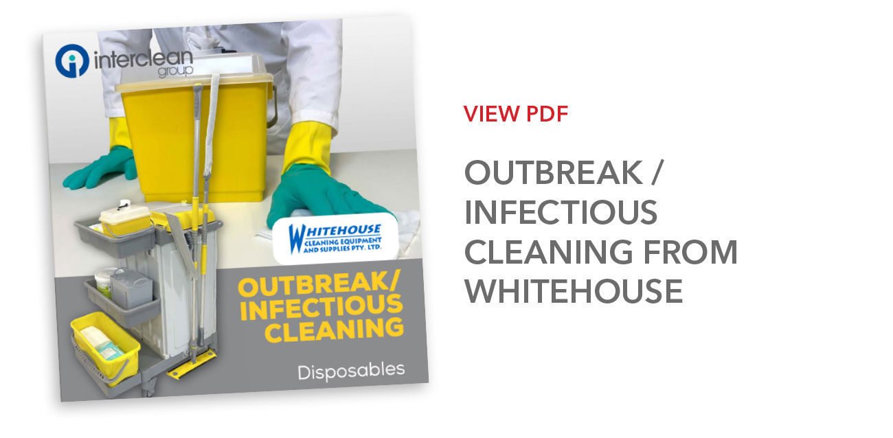Outbreak / Infectious Cleaning from Whitehouse